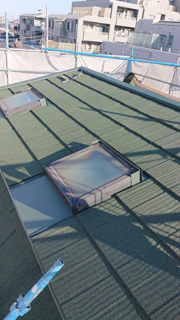 大田区H様邸屋根カバー工法・外壁塗装工事のサムネイル画像3