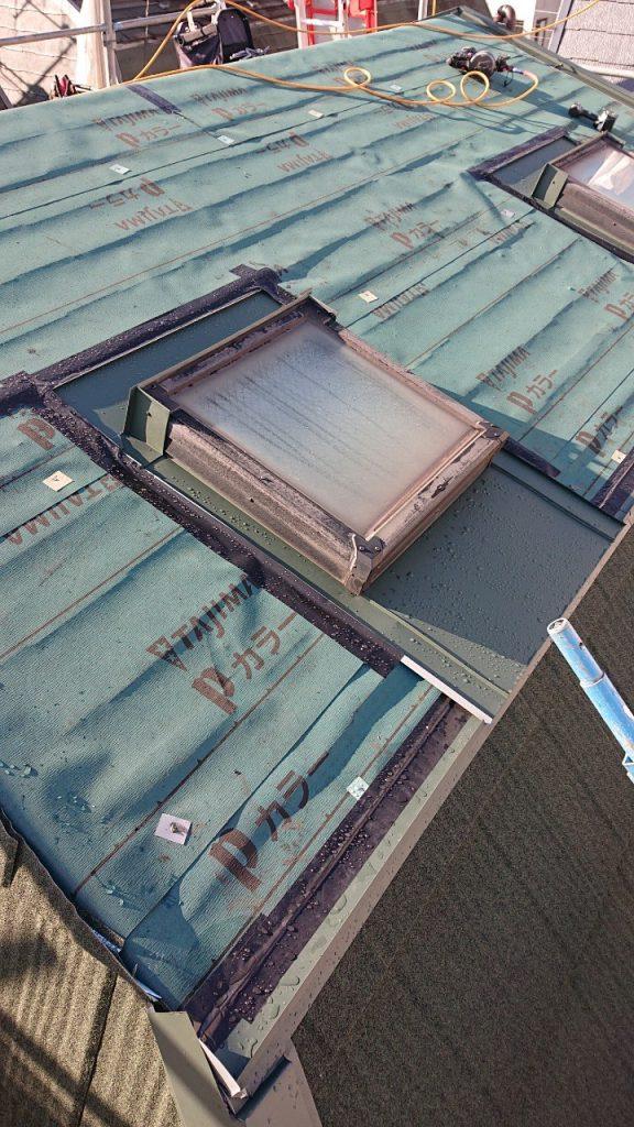大田区H様邸屋根カバー工法・外壁塗装工事のサムネイル画像2