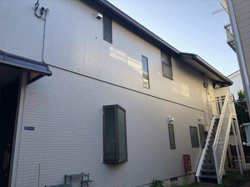 大田区S様邸兼賃貸住宅屋根・外壁塗装工事のサムネイル