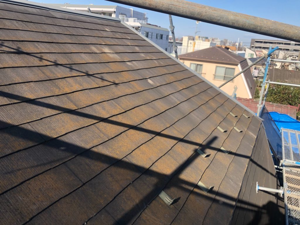 大田区K様邸屋根・外壁塗装工事のサムネイル画像1