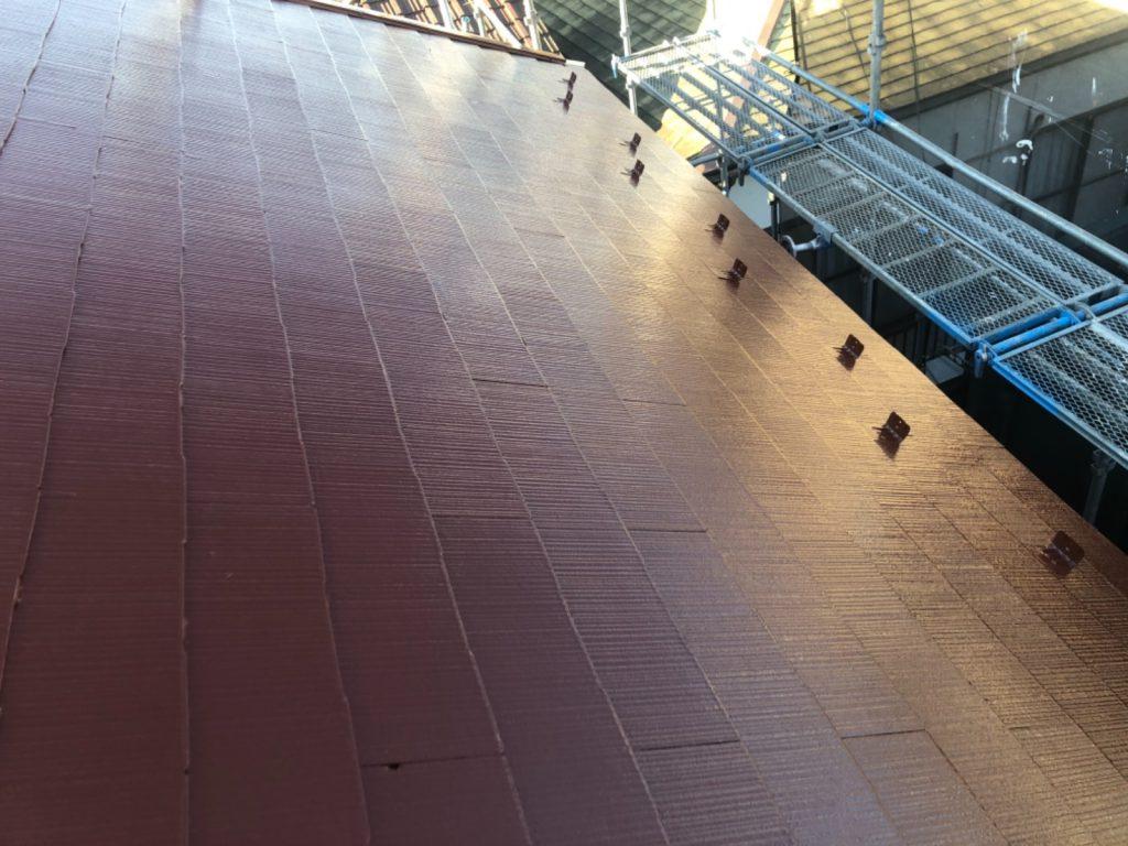 大田区K様邸屋根・外壁塗装工事のサムネイル画像2