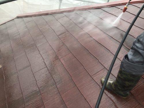 屋根、外壁高圧洗浄について。の画像