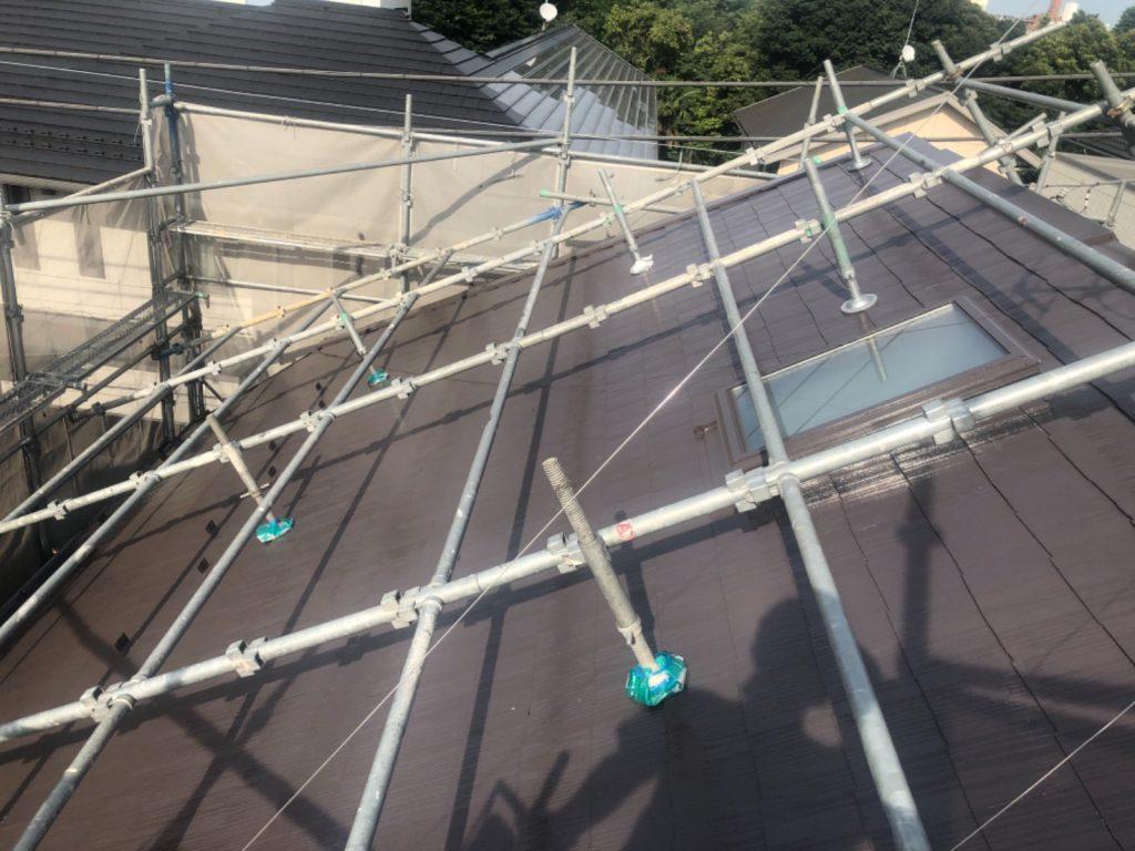 大田区T様邸屋根・外壁塗装工事のサムネイル画像2