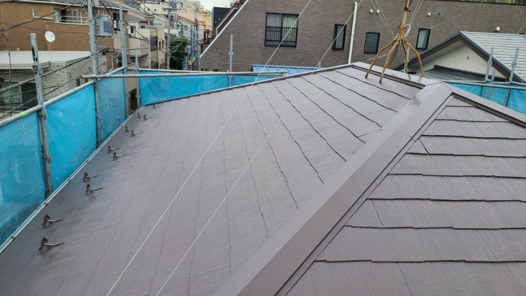 大田区O様邸屋根・外壁塗装工事のサムネイル画像2