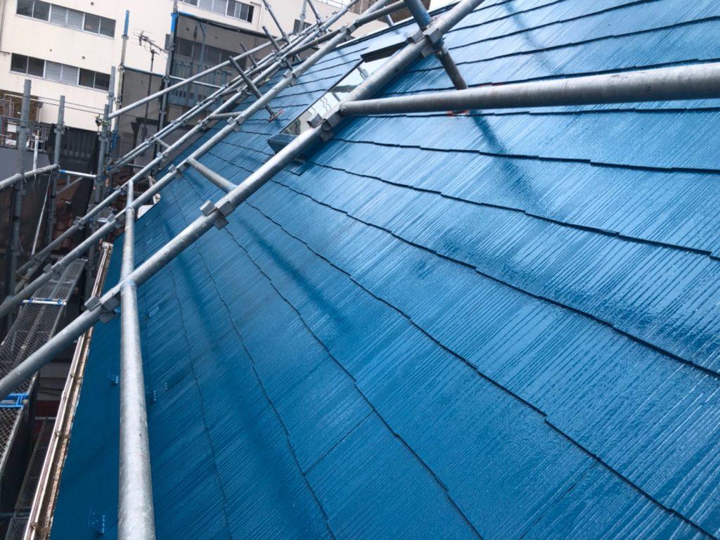 大田区I様邸屋根・外壁塗装工事のサムネイル画像2