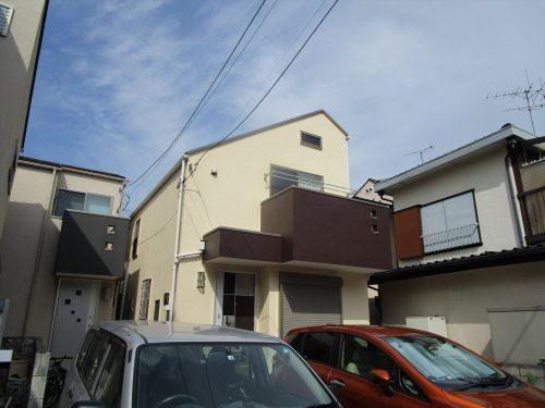 大田区T様邸屋根・外壁塗装工事のサムネイル