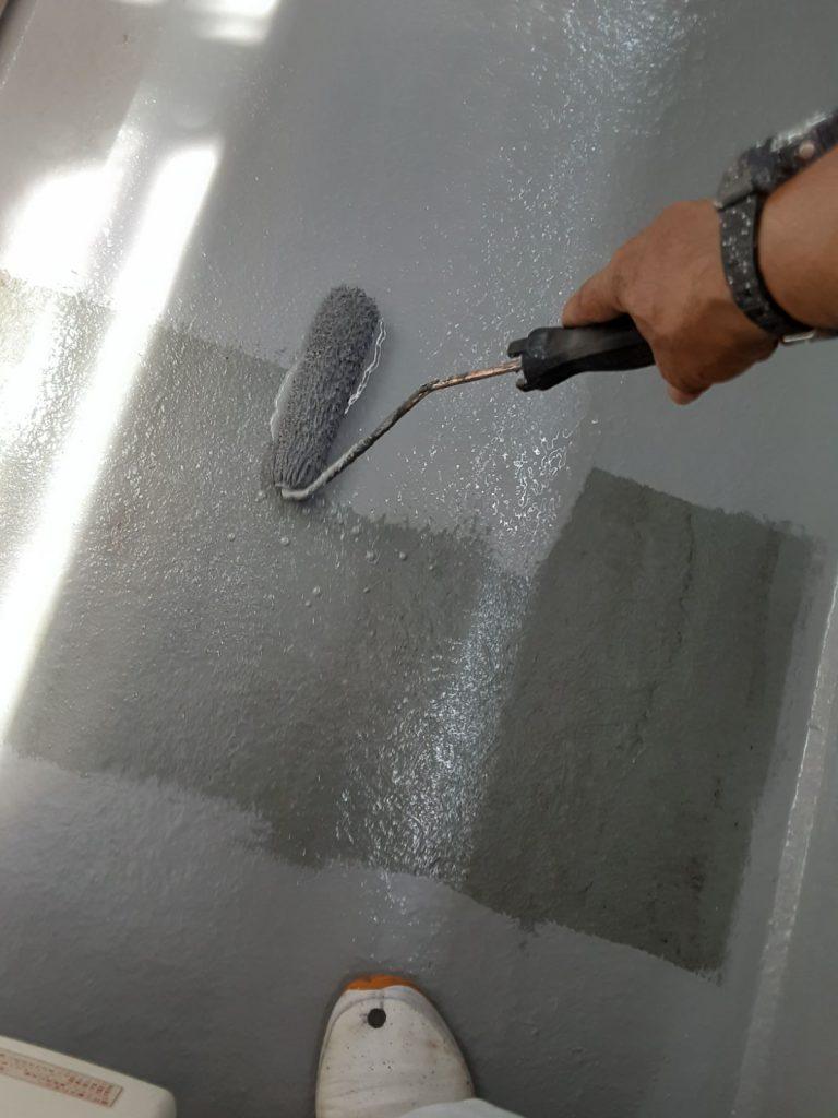 大田区Y様邸屋根カバー工法・外壁塗装工事のサムネイル画像7