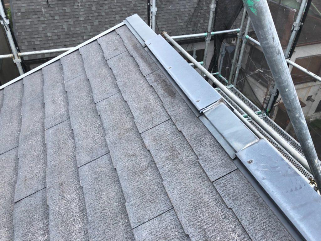 大田区Y様邸屋根カバー工法・外壁塗装工事のサムネイル画像3