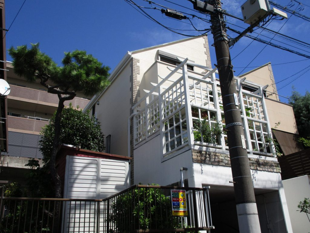 大田区B様邸屋根外壁塗装工事