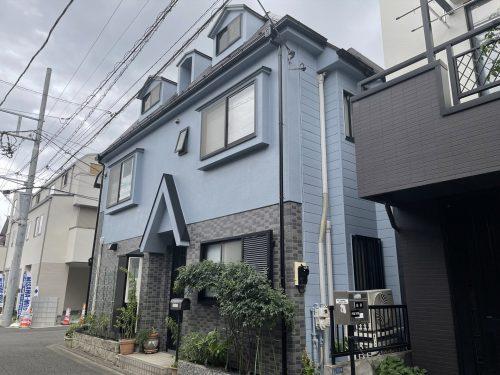大田区M様邸屋根・外壁塗装のサムネイル